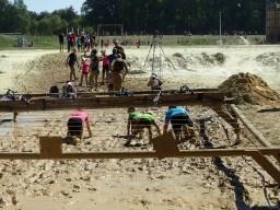 Mud Masters Family Run, Hindernislauf Deutschland, Hindernis Mud Crawl