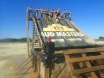 Mud Masters Family Run, Hindernislauf Deutschland, Hindernis Rutsche