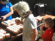 Mud Masters Family Run, Hindernislauf Deutschland, Verpflegungsstation