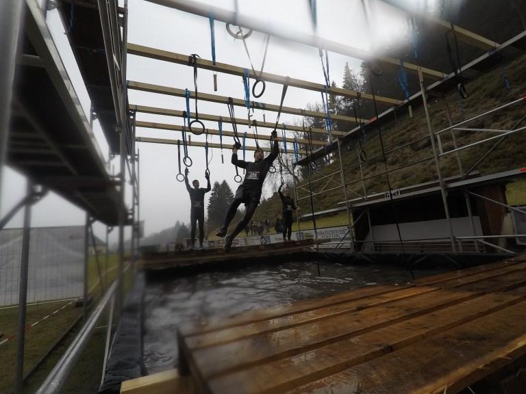 Braveheart Battle, Hindernislauf Thüringen, Hindernis Swing