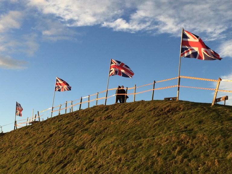 Rubrik Hindernislauf Großbritannien
