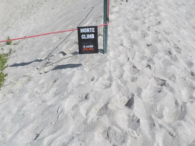 Blaster Run, Hindernislauf Bayern, Hindernis Monte Climb