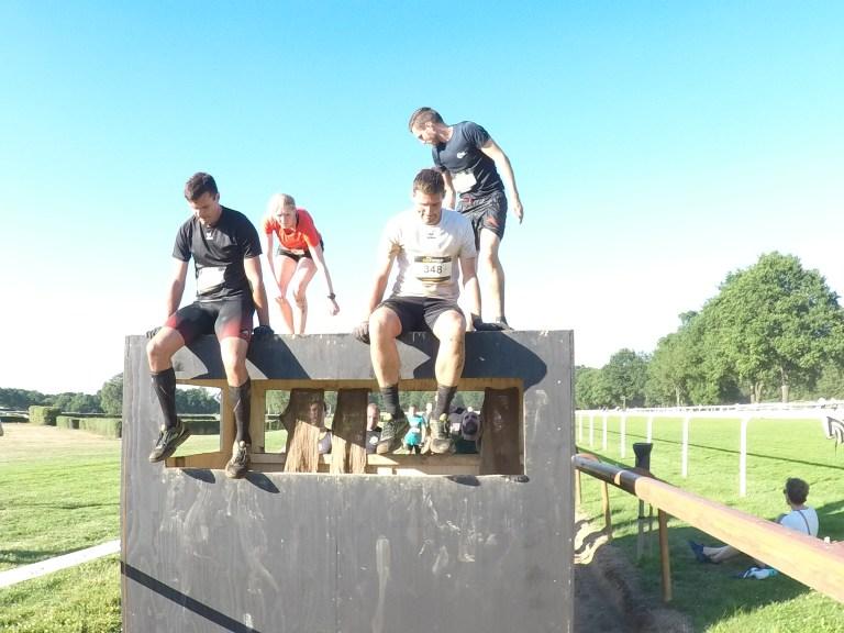 Steelman Run, Hindernislauf Niedersachsen, Hindernis 4th Down