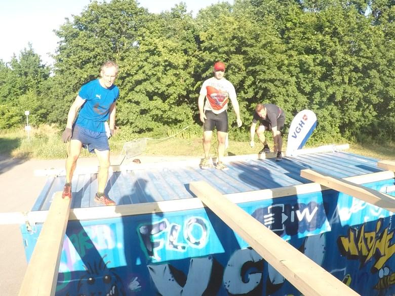 Steelman Run, Hindernislauf Niedersachsen, Hindernis Beat the Boxes