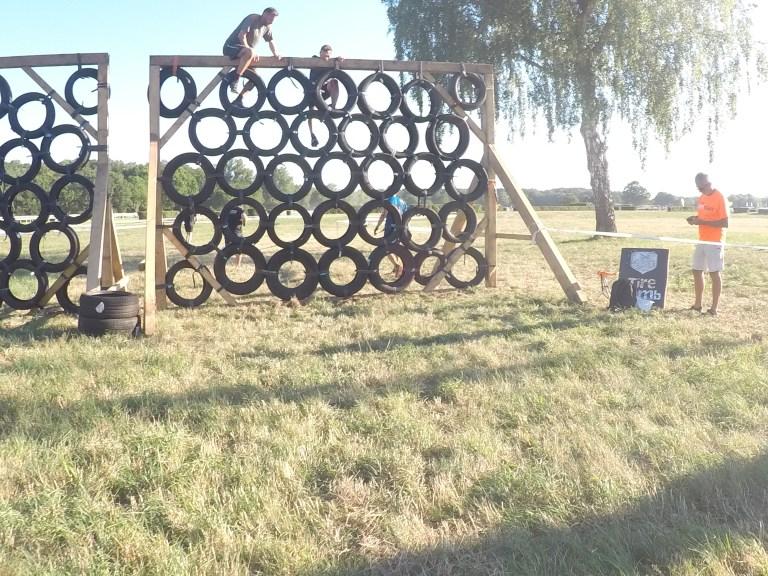 Steelman Run, Hindernislauf Niedersachsen, Hindernis Tire Comb