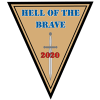 Logo Hell of the Brave