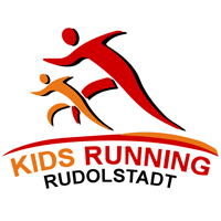 Logo Kids Running