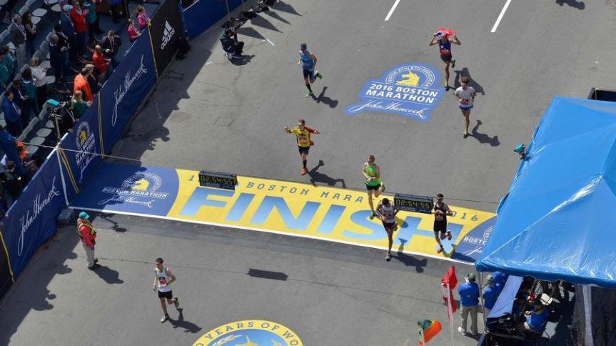To Catch A Marathon Cheat