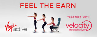 Sponsor banner for Virgin Active