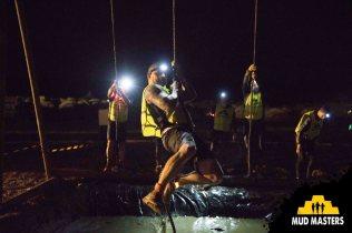 Mud Masters Obstacle Run Night Shift, Hindernislauf Deutschland, Hindernis Wet Feet
