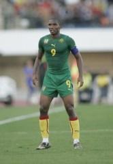 Samuel Eto'o, le meilleur buteur de l'histoire de la compétition - Photo : Mustapha Ennaimi