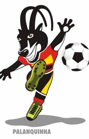 Palanquinh : mascotte de la CAN 2010
