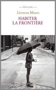 HABITER LA FRONTIÈRE