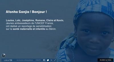 Itinéraire de solidarité au BéninWebdocEduc2