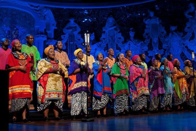 Soweto-Gospel-Choir
