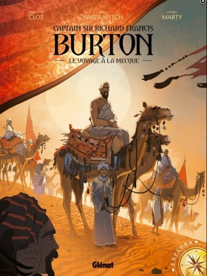 Burton_Voyage a la Mecque