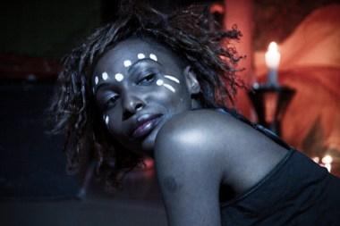 """Palabres de femmes, la pièce de théatre de l'école de danse """"Afrique en mouvement"""""""