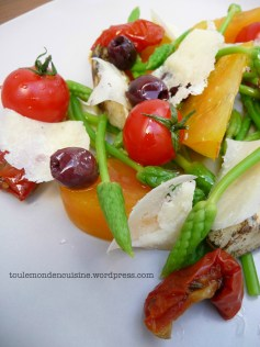ornithogale recette salade 2