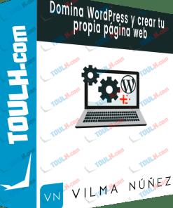 Curso Domina WordPress y crea tu página web