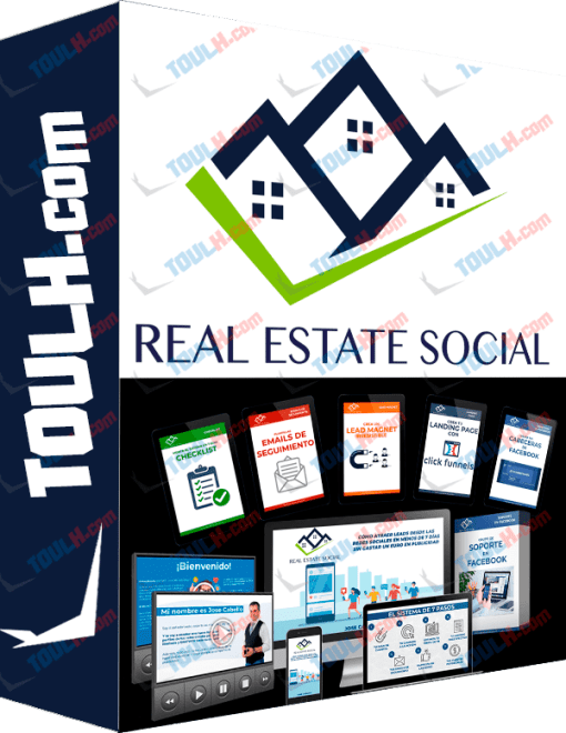 Real Estate Social - Jose Cabello