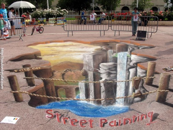 Festival International de Street Painting