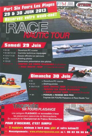 race nautic tour