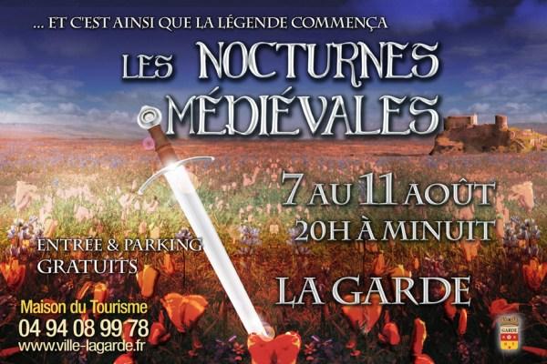 nocturnes médiévales