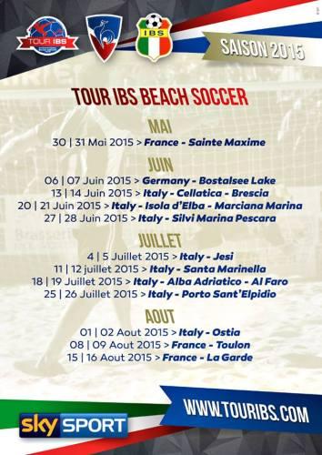 IBS TOUR