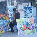 peintre 2