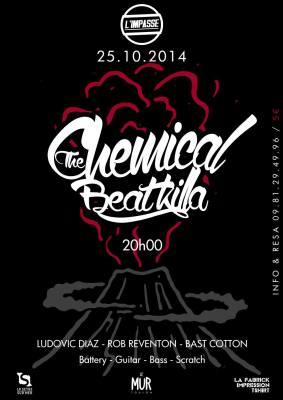 Flyer Chemical Beatkilla