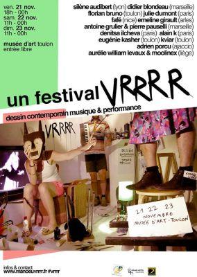 FESTIVAL VRRRR