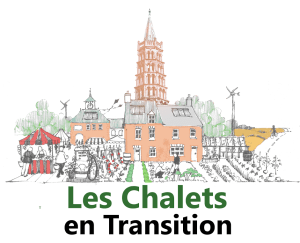 logo chalets en transition