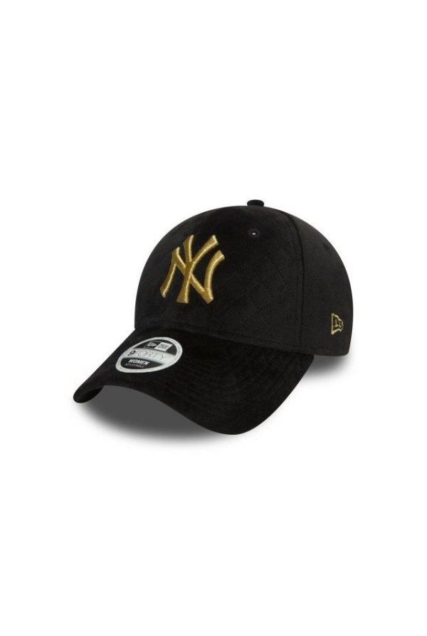 hot sales buy exclusive shoes Casquette incurvée femme matelassée New York Yankees winter pack 9Forty