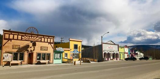 Dawson-City-Kanada