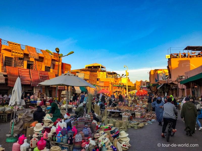 Marrakesh_Medina_gauklerplatz