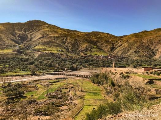 Marokko_Gebirge