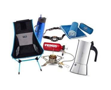 camping ausrüstung