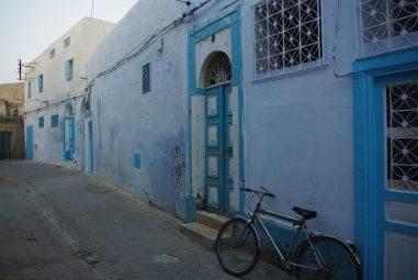 Architecture typique de Tunisie