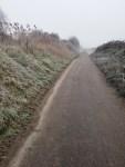 Chemin pour vélo