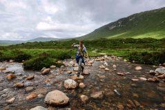 randonnée sur Skye