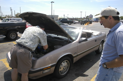 common car problem