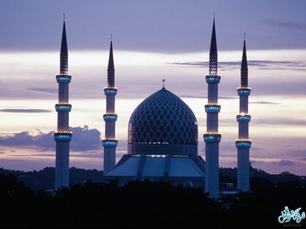 مسجد السلطان صلاح الدين عبدالعزيز شاه