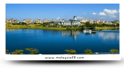 بحيرة بوتراجايا Putrajaya Lake