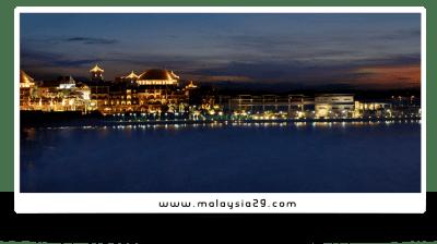 بحيرة بوتراجايا Putrajaya Lake2