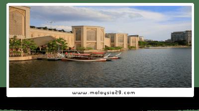 بحيرة بوتراجايا Putrajaya Lake3
