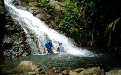 شلالات كاميرون Waterfall cameron highlands