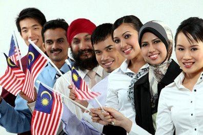 الشعب الماليزي