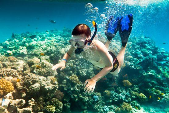 جزيرة بولاو بايار في ماليزيا