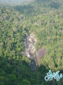 الشلالات الأبار السبعة في لنكاوي