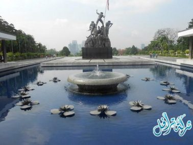 النصب التذكاري الوطني في كوالالمبور Tugu Negara